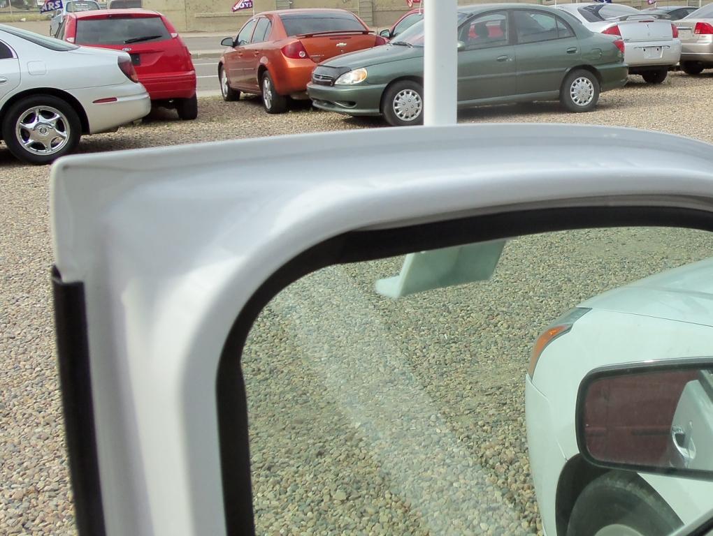 857 after car door scratch larger